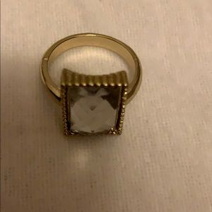 Ring Size 8, Color Gold